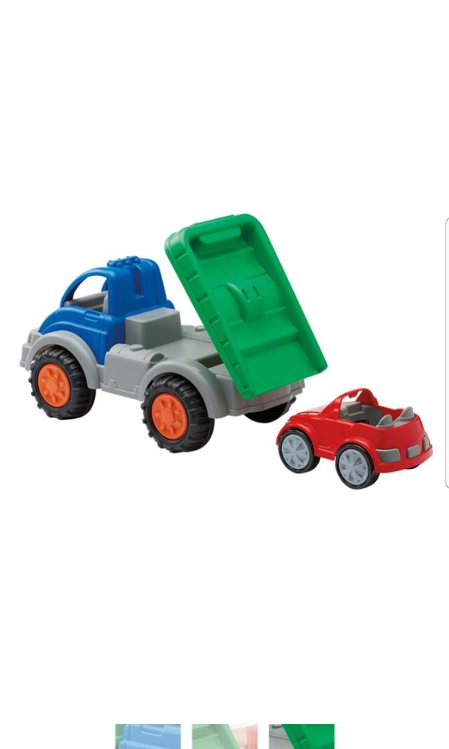 American Plastic Toys Giant Trucks : american, plastic, giant, trucks, American, Plastic, Gigantic, Jumbo, Giant, Truck, Lorry, Hauler, VEHICLE, Games,, Others, Carousell