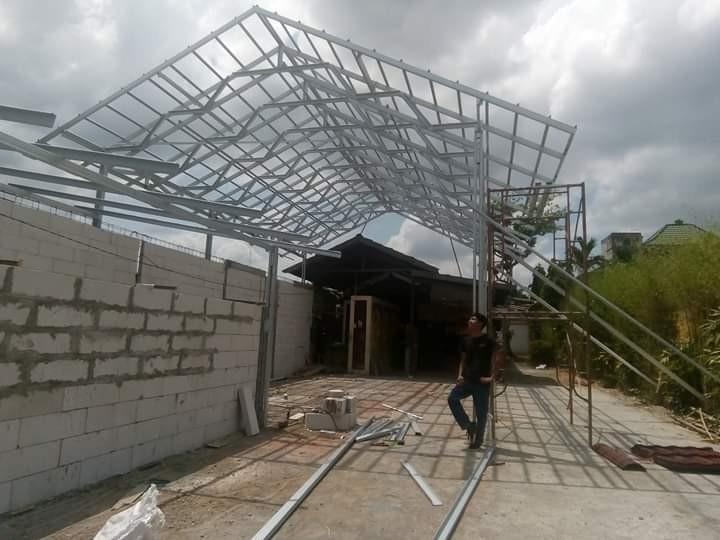 baja ringan k steel rumah minimalis services home renovations