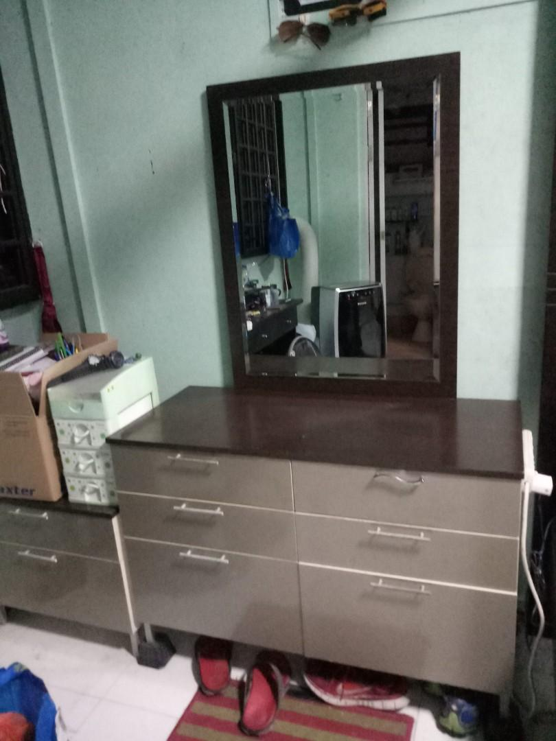 Dressing Table For Sale Furniture Others On Carousell