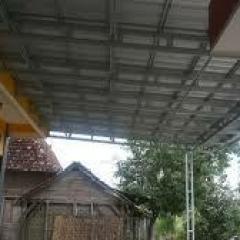 Baja Ringan Untuk Garasi Mobil Kanopi Kitchen Appliances On Carousell