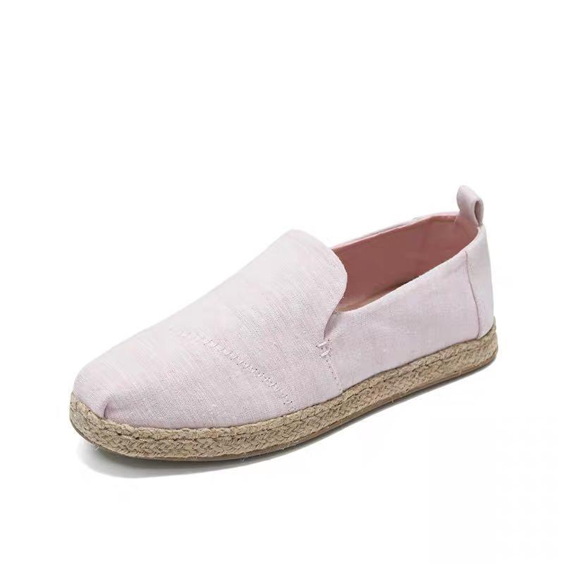 全新Toms粉紅色 39碼, 女裝, 女裝鞋 - Carousell