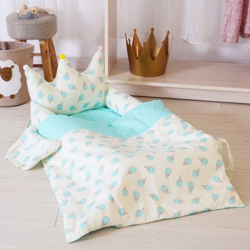 嬰兒可拆洗攜式卡通床中床, 親子用品, 其他在旋轉拍賣