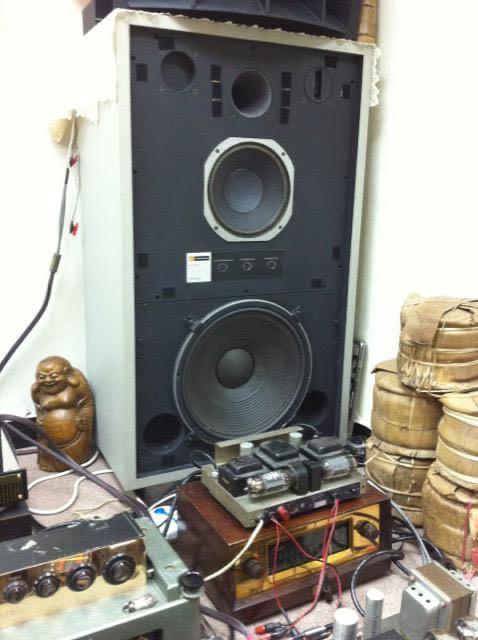 JBL 4343鋼磁喇喇叭, 電子產品, 錄音器材 - Carousell
