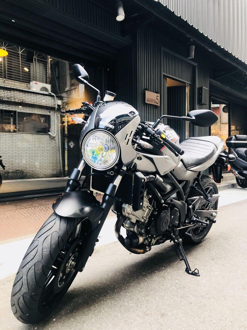 2018年 Suzuki SV650X ABS 只跑四千多公里 可分期 免頭款 歡迎車換車 網路評價最優 業界分期利息最低 紅牌 街車 ...