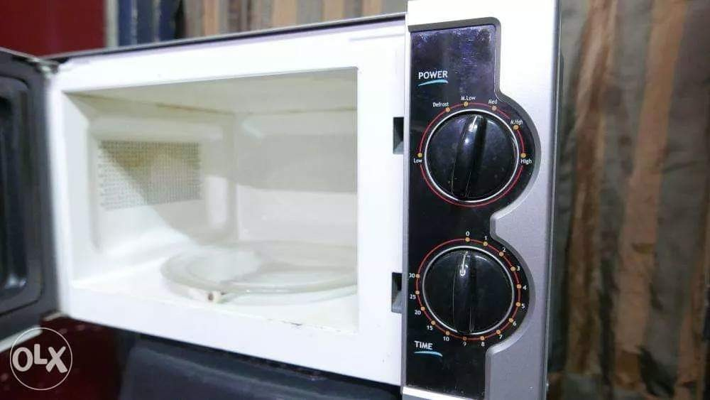 affordable general electric 2nd hand microwave oven