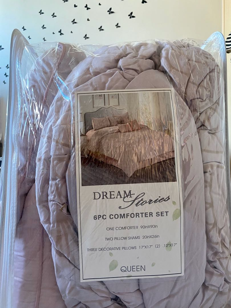 Dream Stories Comforter Set: Beddinginn.com