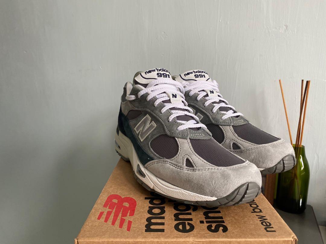 New balance 991 GBT M991. 男裝. 男裝鞋 - Carousell