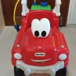 Little Tikes Cozy Coupe Fire Truck Car Babies Kids Toys Walkers On Carousell