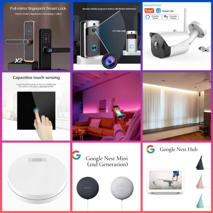 Smart Home Bundle Full Package With Installation And Integration Of Smart Home Equipments Furniture Home Decor Lighting Supplies On Carousell