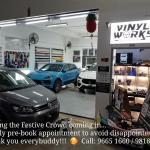 Vinyl Aesthetic Wrapping Services For Vehicles Car Accessories Car Workshops Services On Carousell