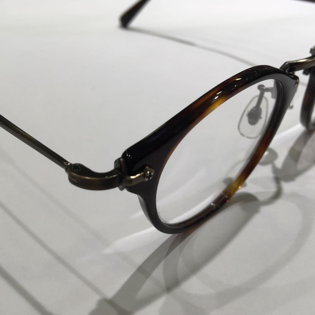 「日本手造眼鏡」Oh My Glasses OMG-025 C-20-12, 名牌, 首飾 - Carousell