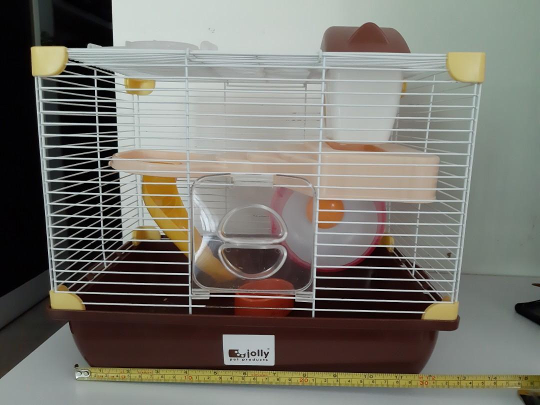2手倉鼠籠, 寵物用品, 寵物食品 - Carousell