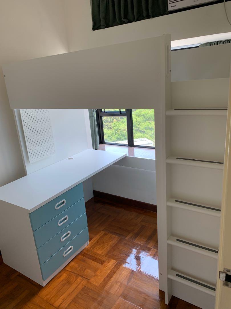 IKEA 組合床安裝, Home & Furniture, Furniture on Carousell