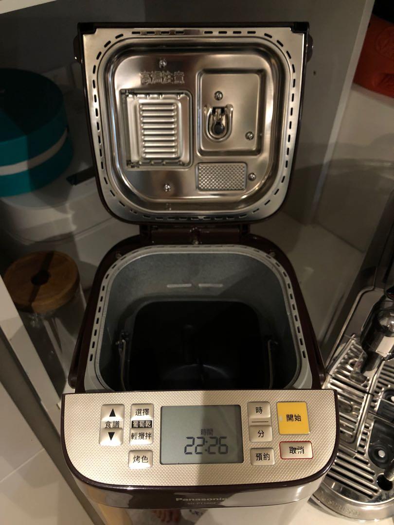Panasonic 麵包機 SD PT1002, 廚房用具 - Carousell