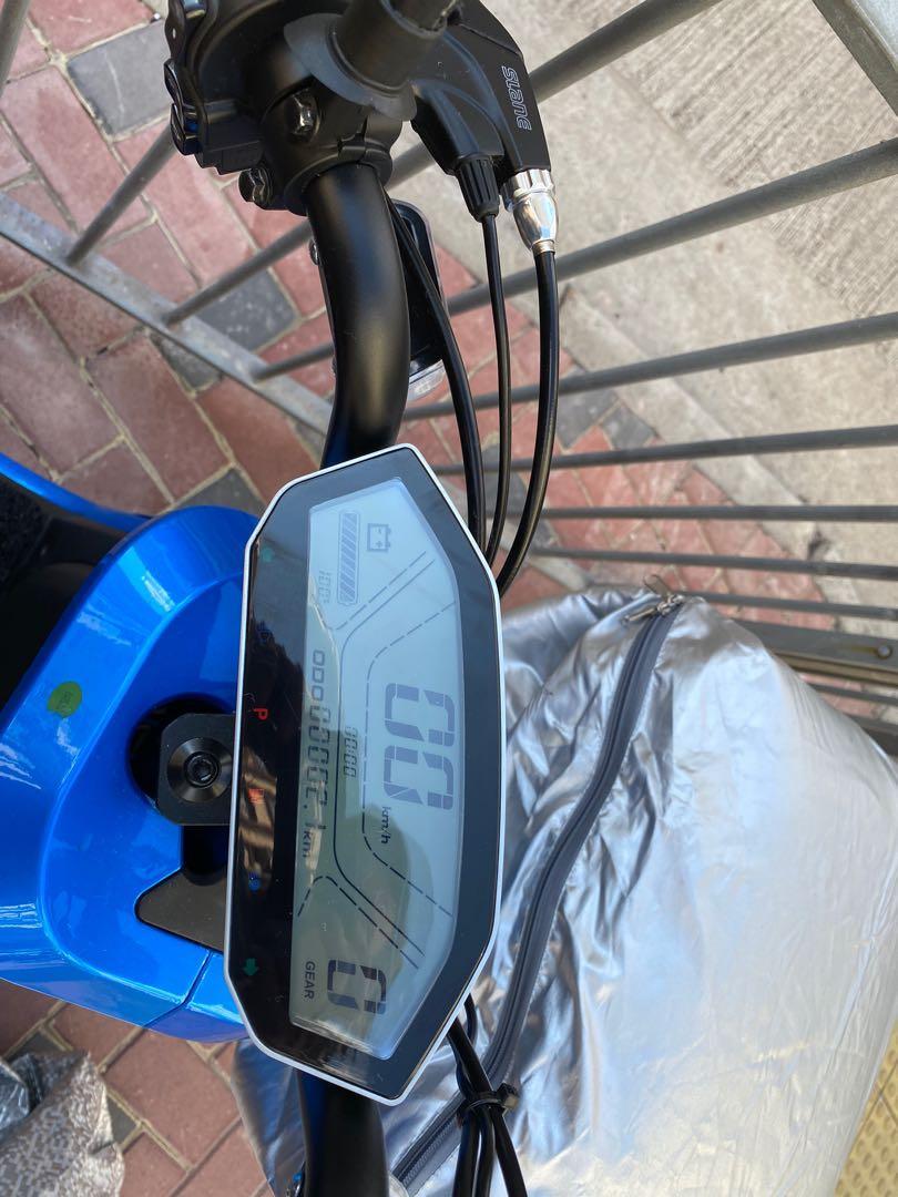 新雷國標48V20A腳踏電動車,去年 12 月來臺, 電單車買賣 - Carousell