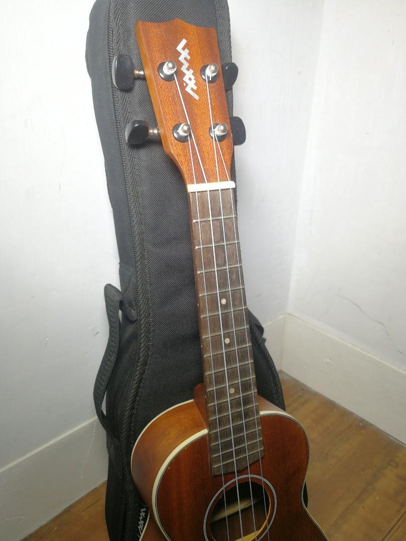 A'ama Ukulele結他 旅行吉他 guitar 21吋 Wave Series Matt Mahogany Soprano Ukulele 夏威夷小結他. 音樂樂器 & 配件. 音樂樂器 ...