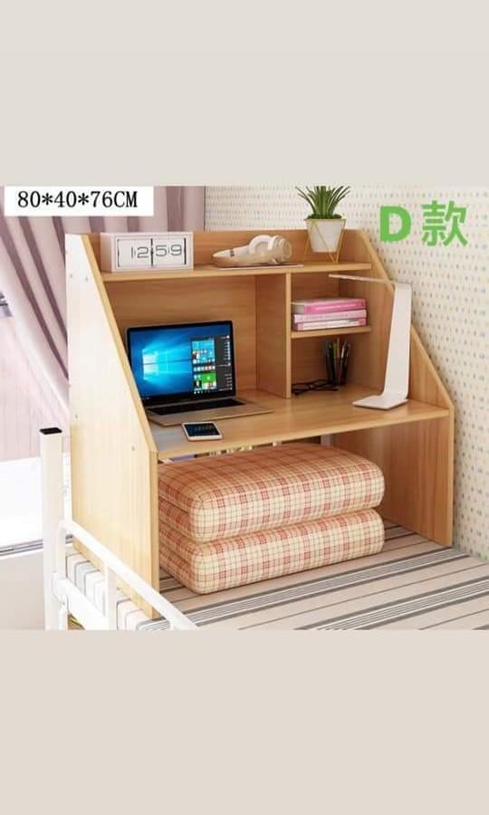 慳位電腦書枱 2.0. Home & Furniture. Furniture on Carousell