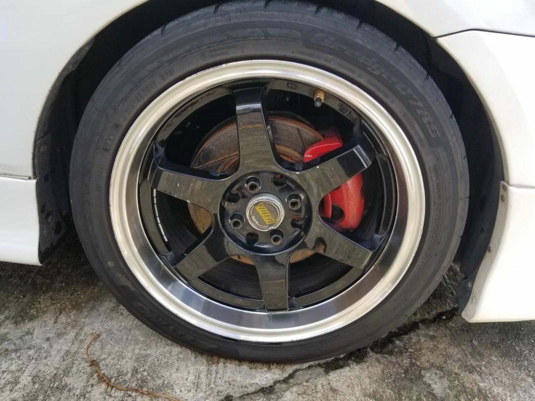 Toyota RUNX zze123 Manual, 車 , 車輛放售 - Carousell