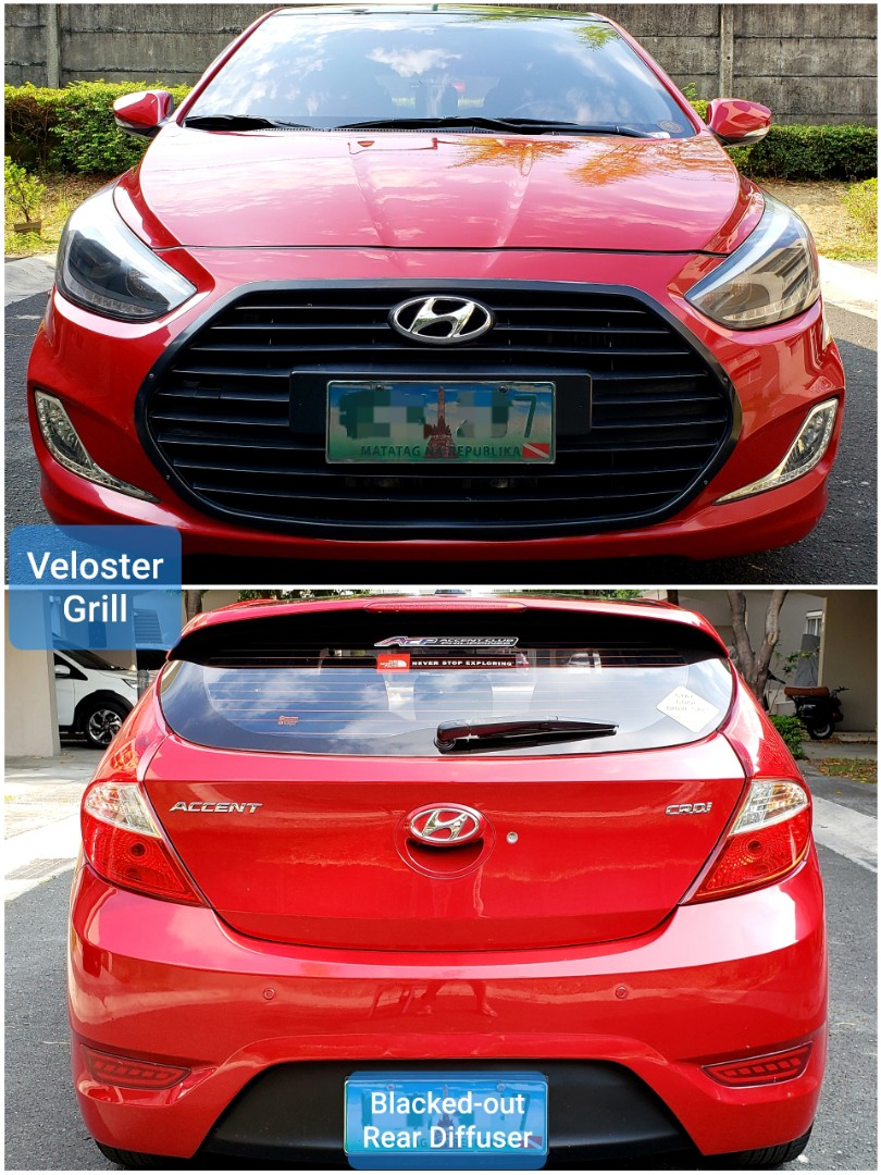 Hyundai Accent Turbo : hyundai, accent, turbo, Hyundai, Accent, Hatchback, Turbo, Auto,, Sale,, Carousell