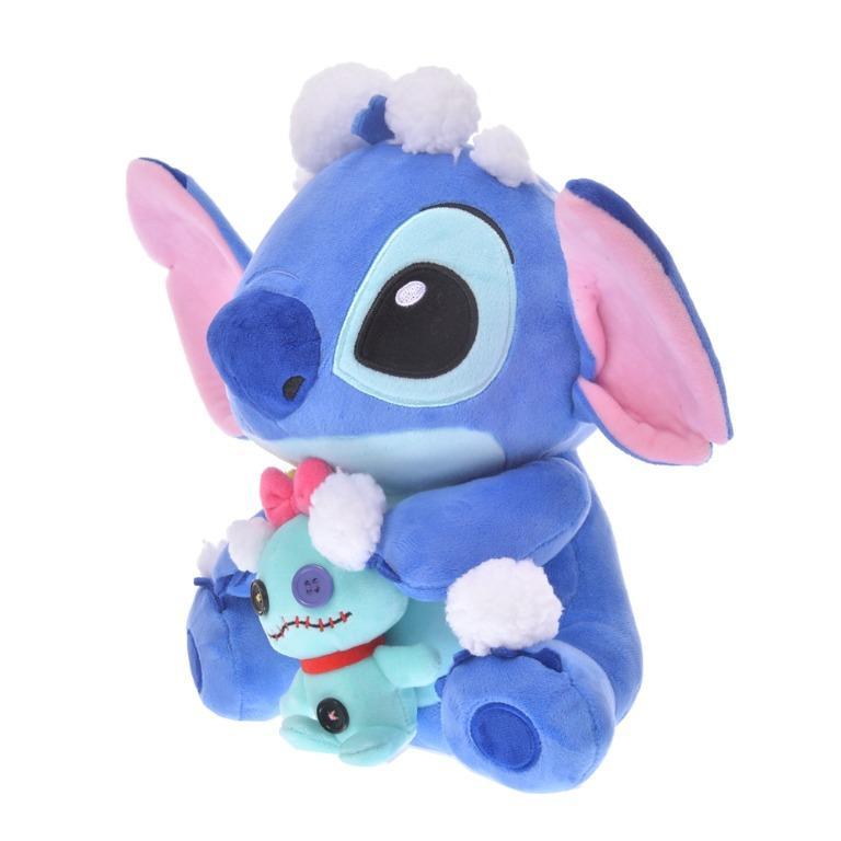 日本 Disney Store 直送 Stitch Day 2020 系列 Lilo & Stitch 扮嘢小魔星史迪仔 Stitch & Scrump 小金 / 小甘 / 金仔 / 甘仔毛公 ...