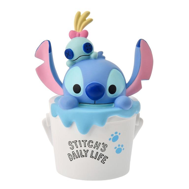日本 Disney Store 直送 Stitch Day 2020 系列 Lilo & Stitch 扮嘢小魔星史迪仔 Stitch & Scrump 小金 / 小甘 / 金仔 / 甘仔 Figure ...