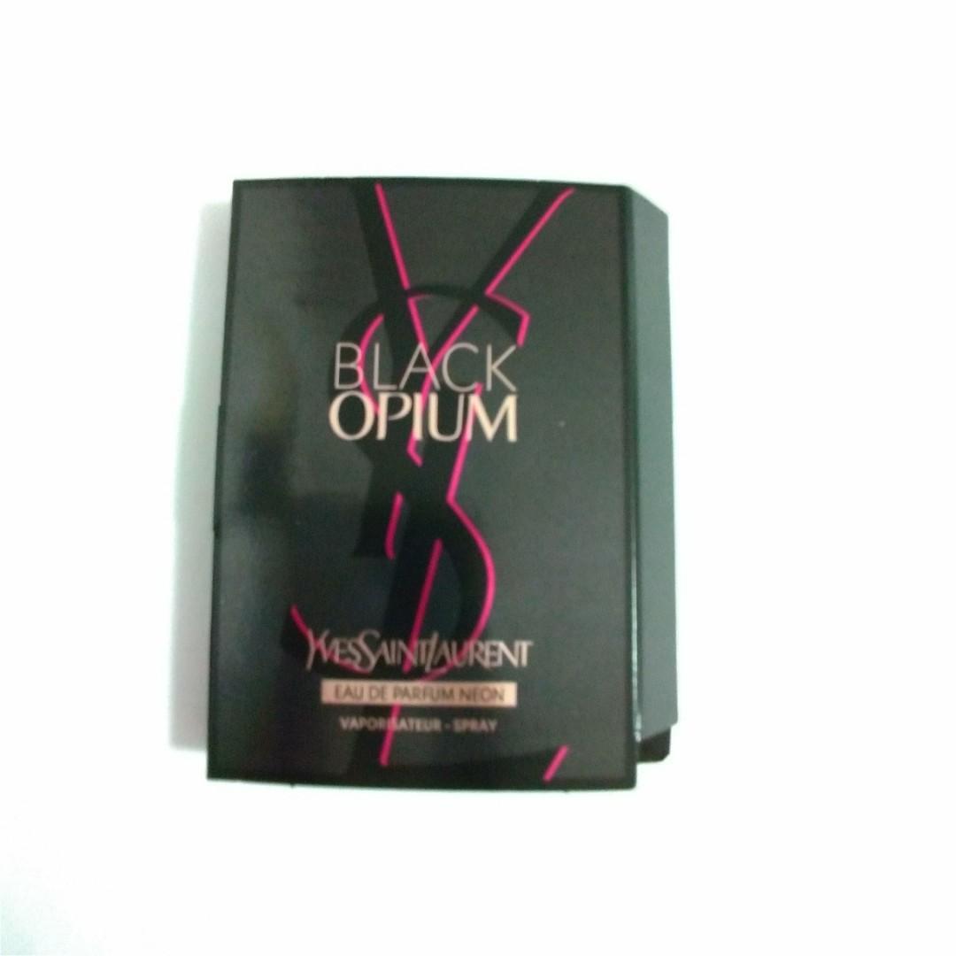 Ysl black opium香水. 美容&化妝品. 指甲美容. 香水 & 其他 - Carousell
