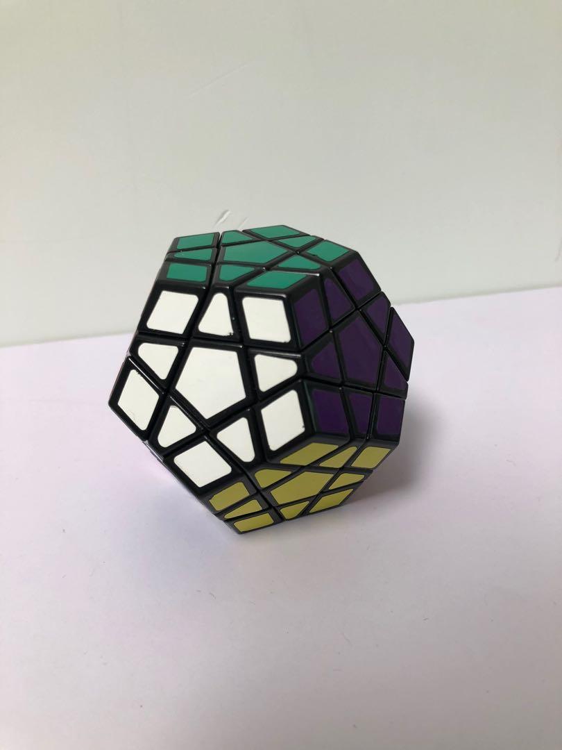 Megaminx五角扭計骰. 玩具 & 遊戲類. 玩具 - Carousell