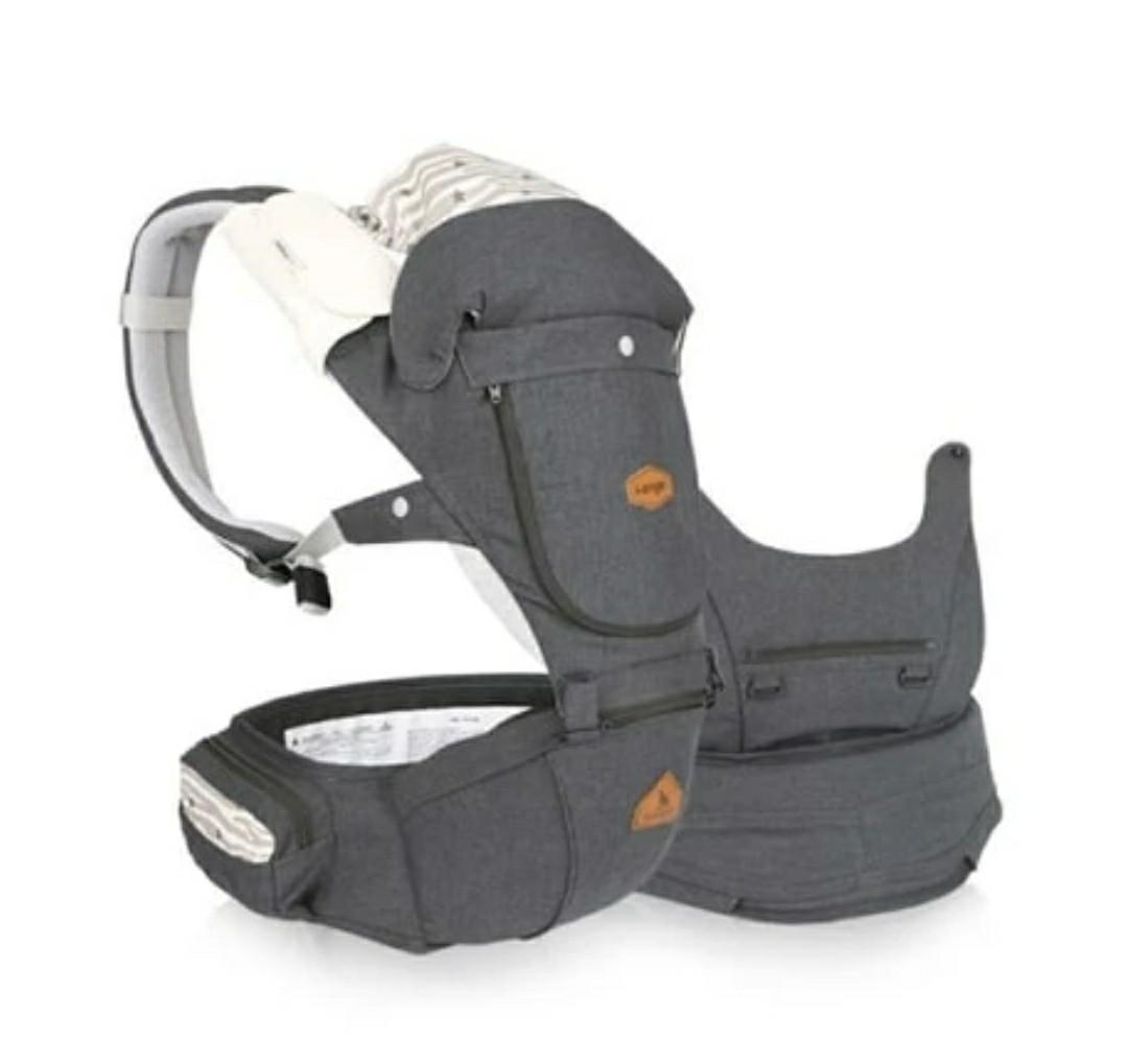 iAngel miracle 4 in 1 hip seat carrier 嬰兒揹帶,團購, 其他 - Carousell