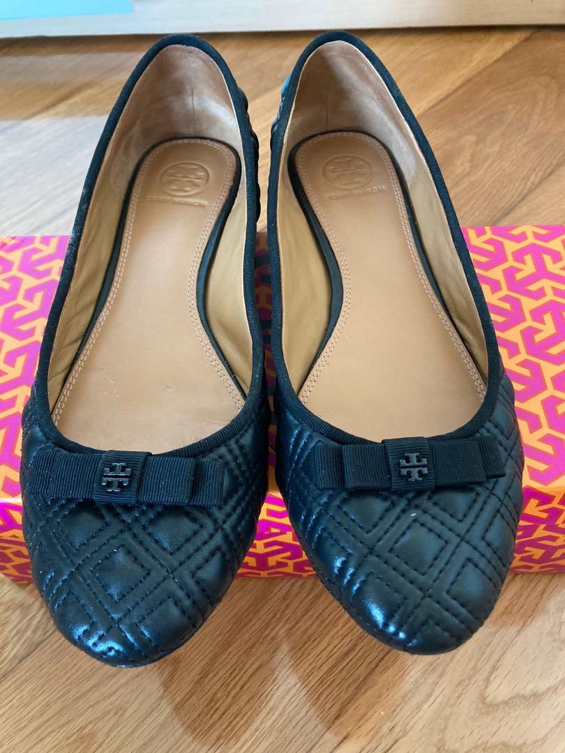 Tory Burch 平底鞋, 女裝, 女裝鞋 - Carousell
