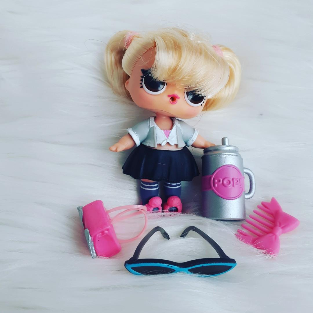 Mulaiyuk Lol Surprise Hair Goals Oops Baby Toys Collectibles Mainan Di Carousell