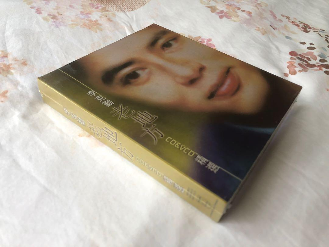CD丨李克勤 老地方 CD&VCD精選 Hacken 全新, 音樂樂器 & 配件, CD's, DVD's, & Other Media - Carousell