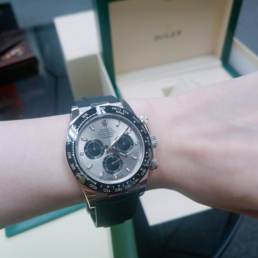 Rolex 白金116519LN **錶皇.一錶難求***. 名牌. 錶 - Carousell