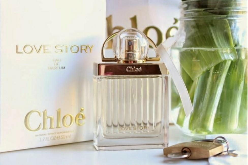 Chloe Love Story EDP 香水 50ml. 美容&化妝品. 指甲美容. 香水 & 其他 - Carousell