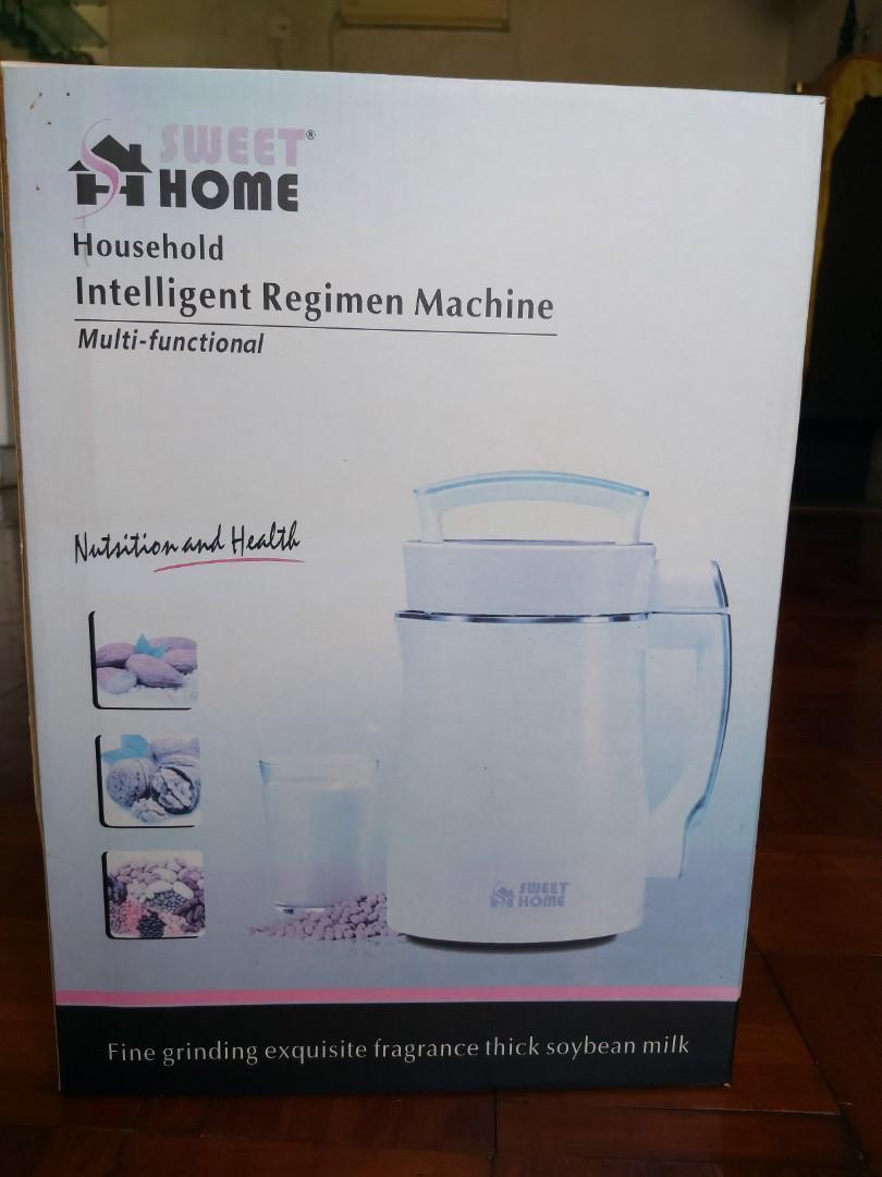 豆漿機 Household Blender/Grinding Machine. 廚房用具 - Carousell