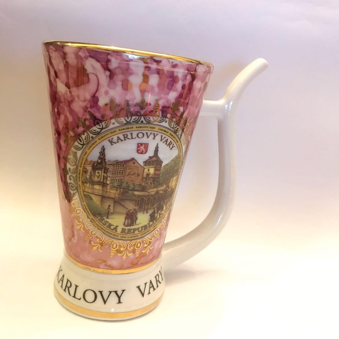 捷克 卡羅維瓦利 溫泉杯 Czech Republic Karlovy Vary Spa Cup, 其他, 其他 - Carousell