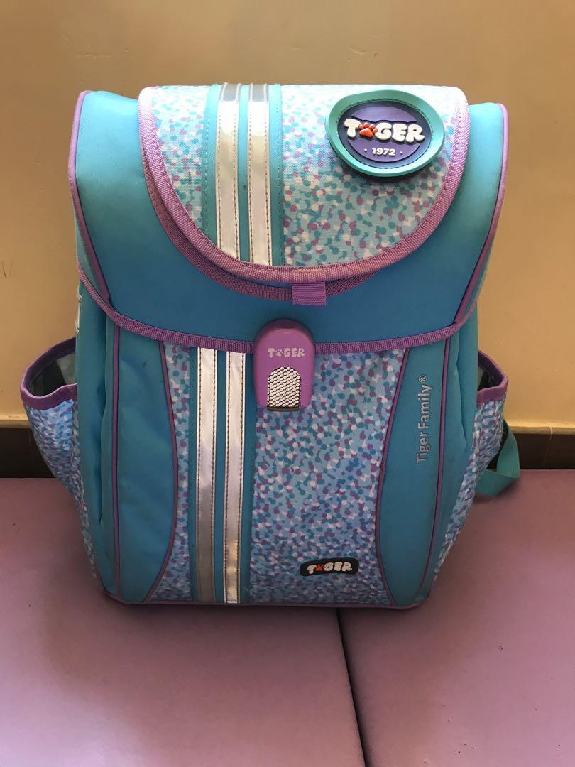 Tiger Family 書包, 兒童&孕婦用品, 女小朋友時裝 - Carousell