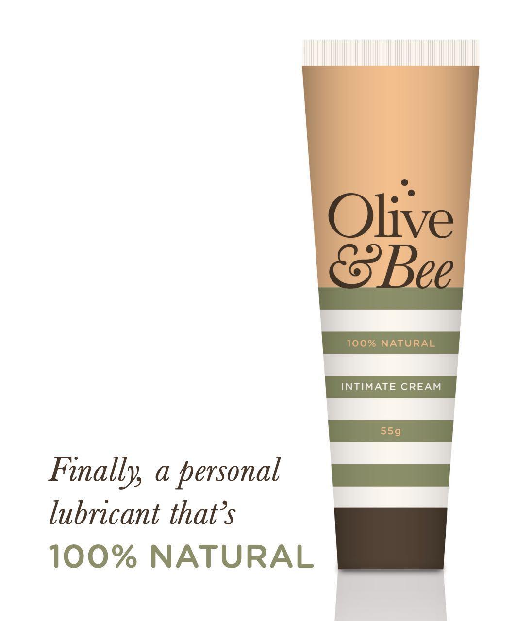 Olive & Bee 澳洲天然滋潤親密霜 Intimate Cream ?舒緩陰道乾澀問題 ?陰部保濕及提供滋潤營養 ?緩解因衛生 ...