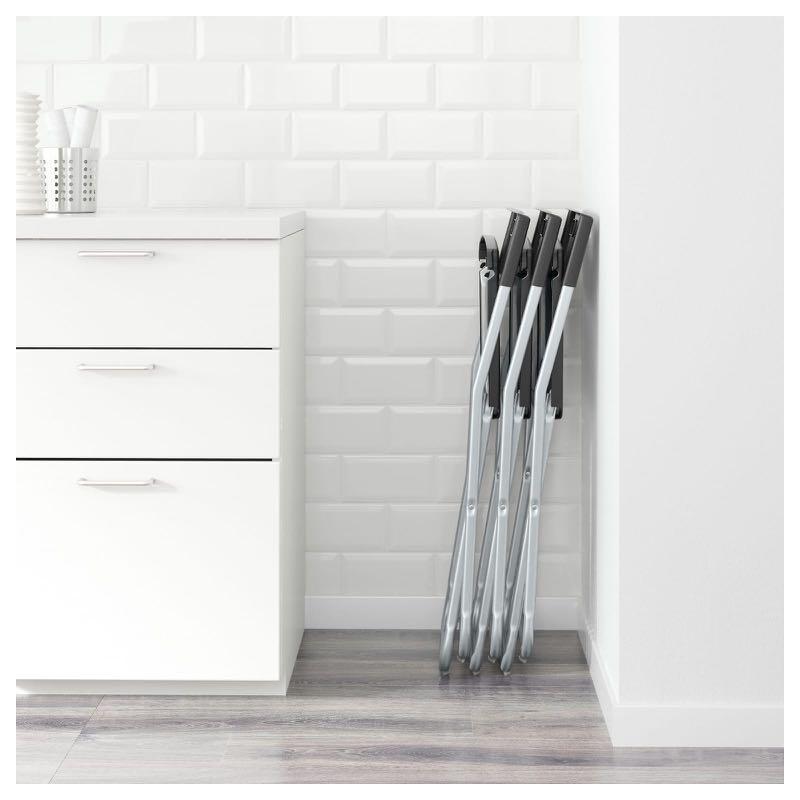 IKEA摺櫈 全新, 傢俬&家居, 傢俬 - Carousell