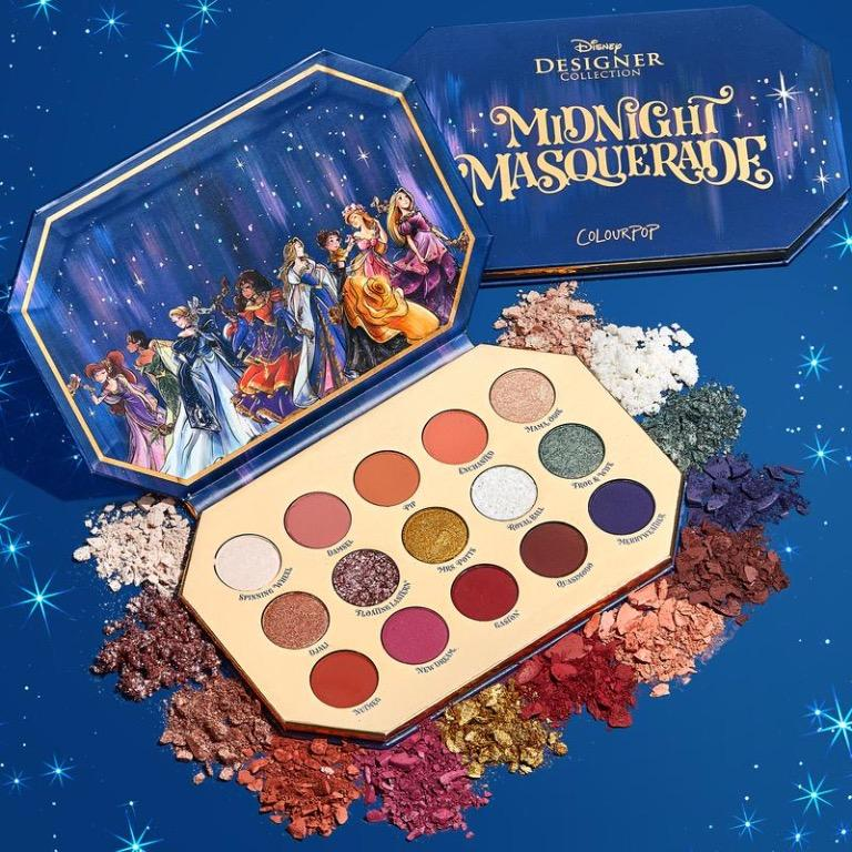?Colourpop Disney系列 elsa anna預購. 美妝保養. 化妝品在旋轉拍賣