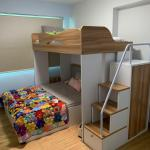 Storage Loft Bunk Bed For Suitable For Kids And Adults Furniture Beds Mattresses On Carousell