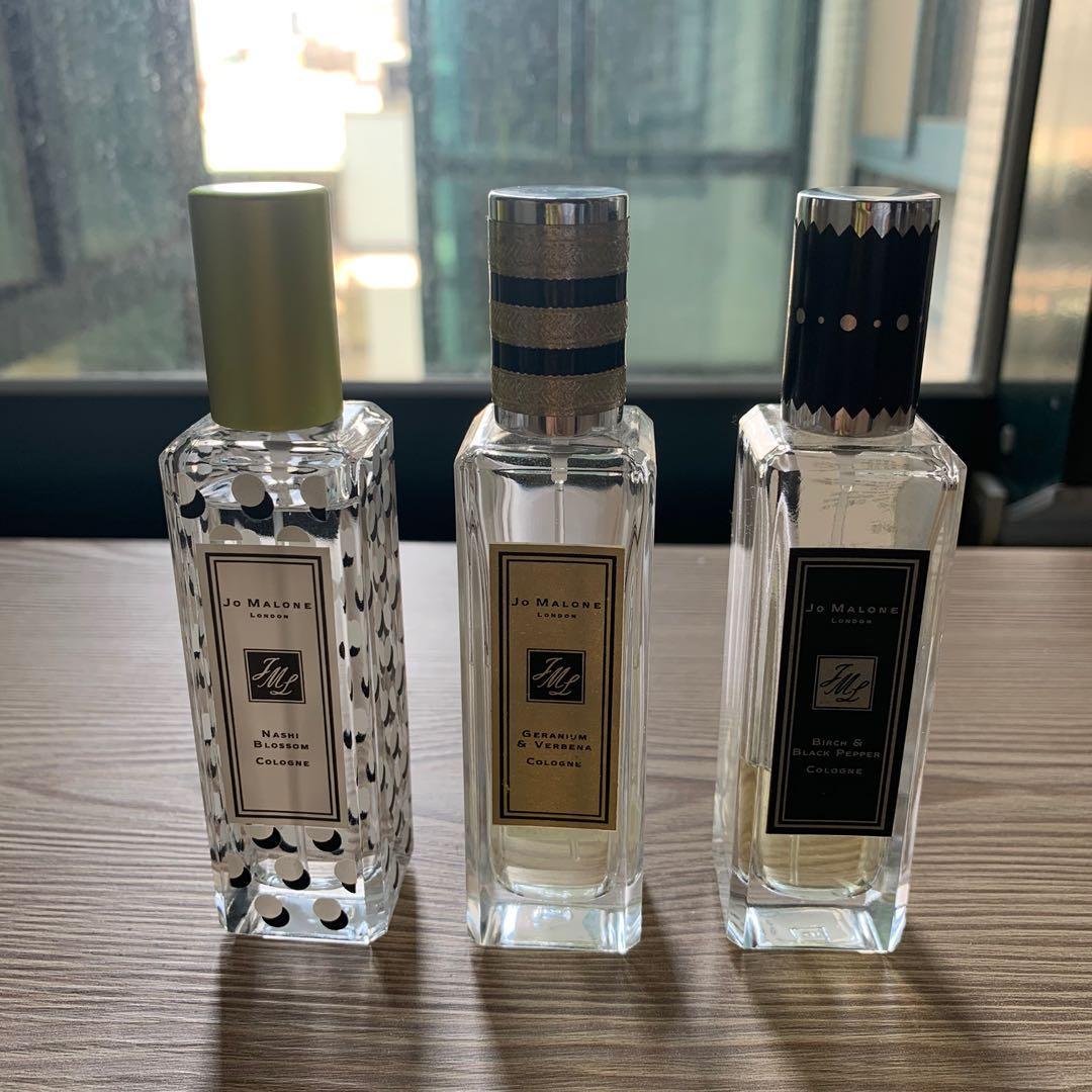 Jo MALONE 限量水梨花蕾 絕版真品, 美妝保養, 香水在旋轉拍賣