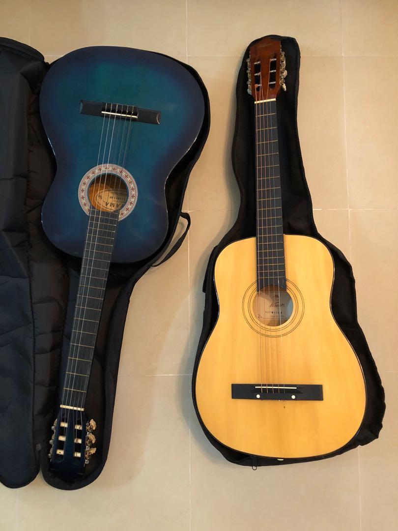Guitar Toyama / Kapok 結他新淨. 音樂樂器 & 配件. 音樂樂器 - Carousell