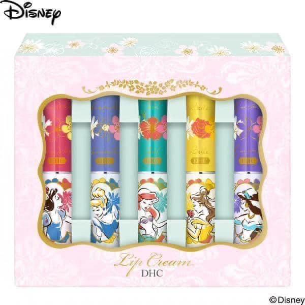 日本??DHC 迪士尼Disney公主系列純欖護唇膏禮盒. 美容&化妝品. 化妝品 - Carousell