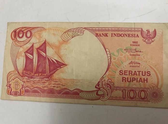 Uang 100 Rupiah Tahun 1992 Antik Uang Lama Di Carousell