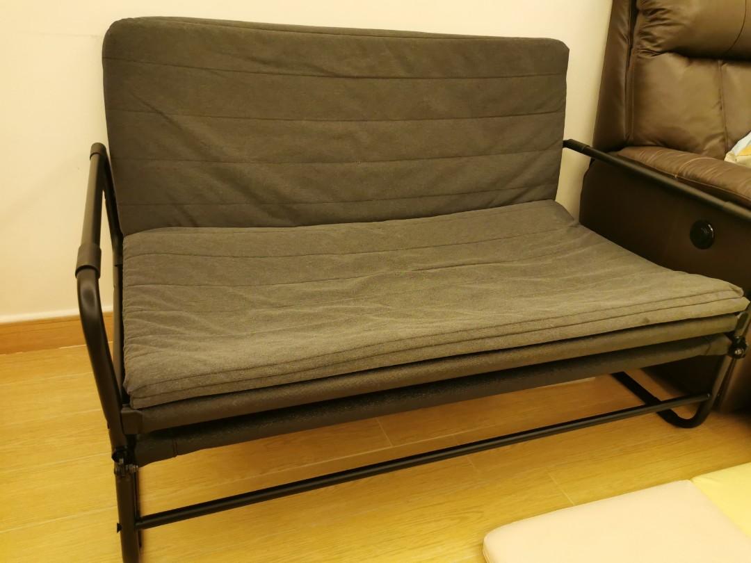 IKEA 宜家梳化床, 傢俬&家居, 傢俬 - Carousell
