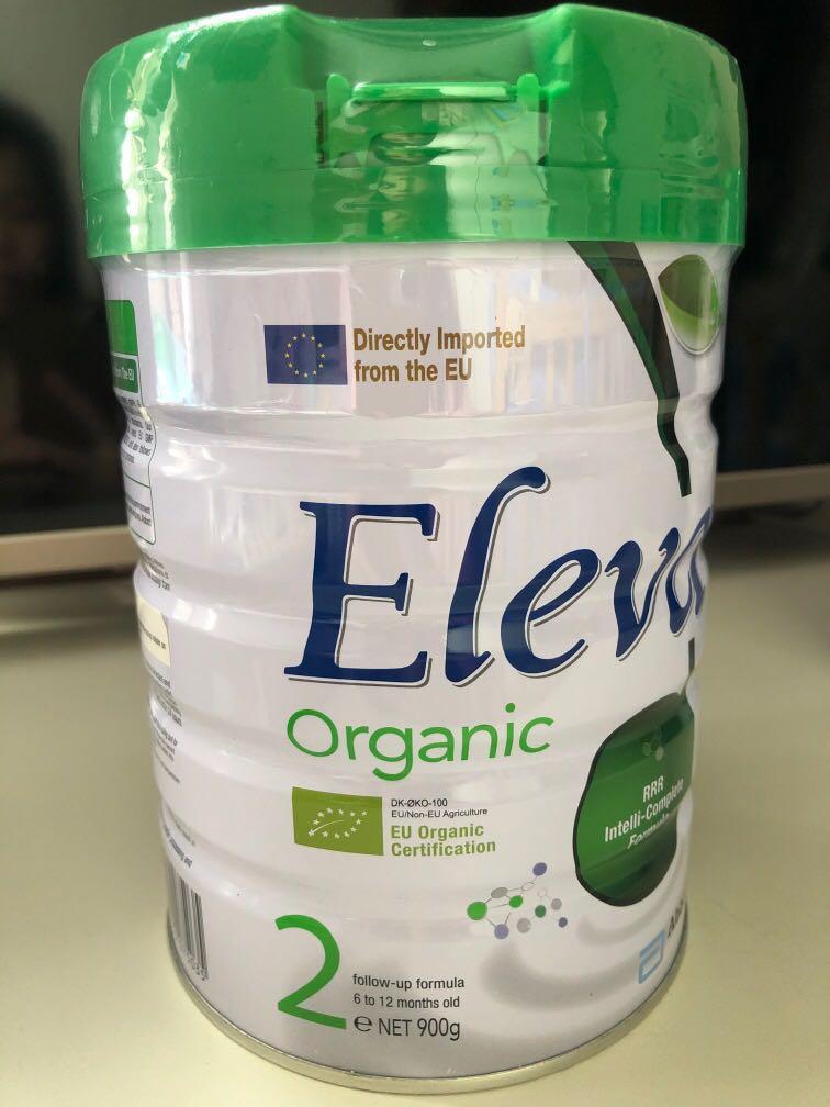 (指定地點交收-$20)雅培Eleva Organic 3 有機奶粉900g . 兒童&孕婦用品. 餵養產品 & 奶粉 - Carousell