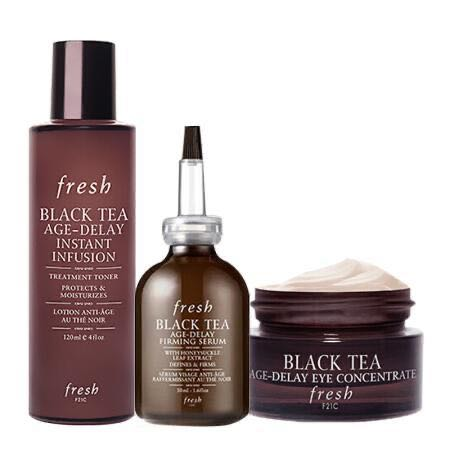 Fresh紅茶三件套超值套裝, 美容&化妝品, 皮膚護理 - Carousell