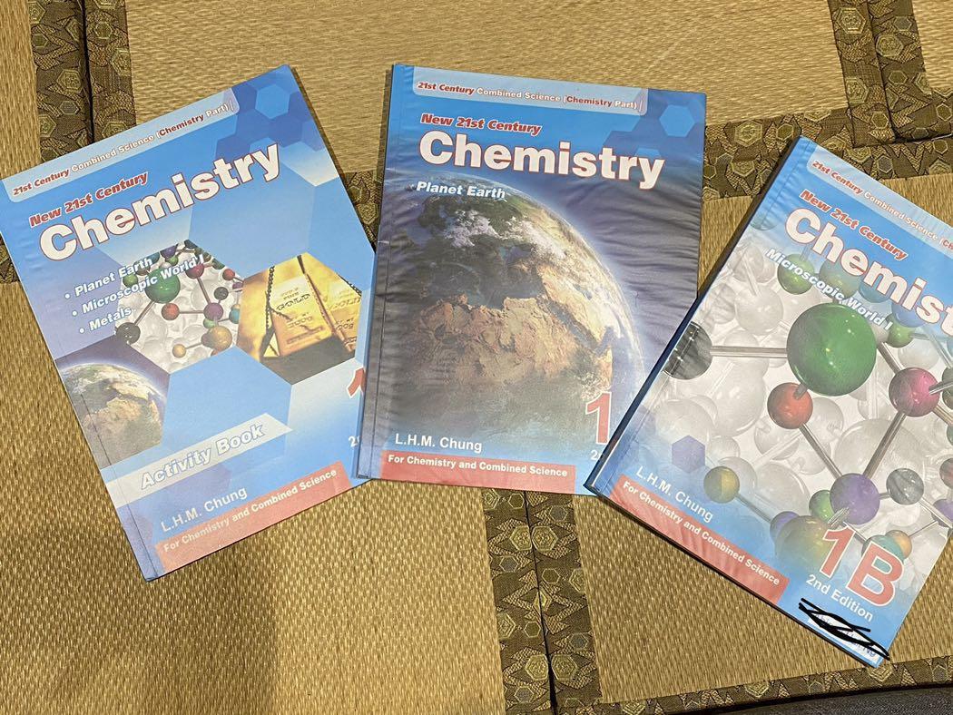 Chem 書, 教科書 - Carousell