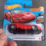Cpl 16 Lamborghini Centenario Roadster Red Toys Games Diecast Toy Vehicles On Carousell