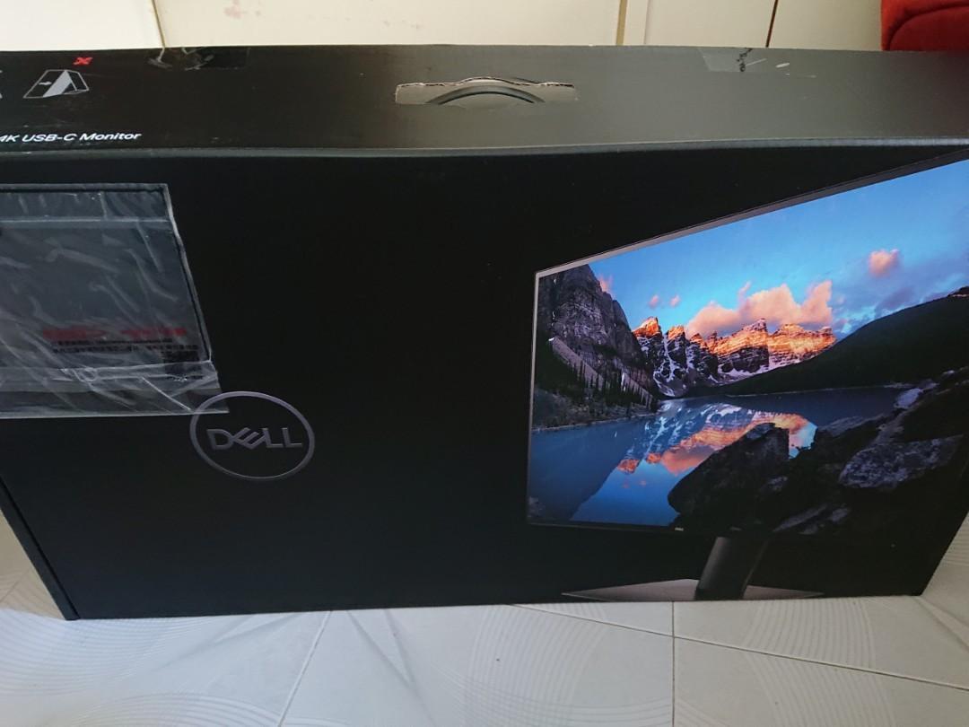 Dell u2720q 4k monitor, 電子產品, 其他 - Carousell